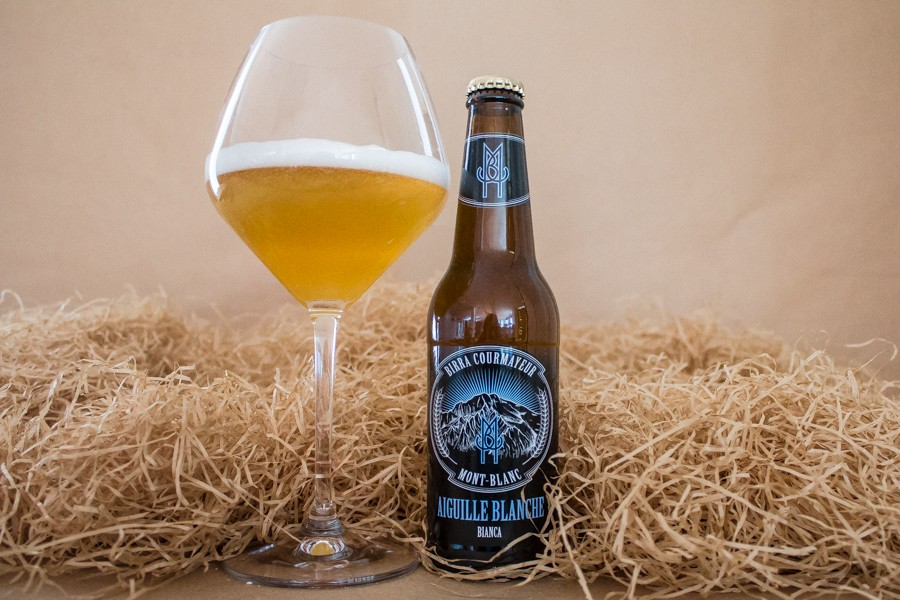 AIGUILLE BLANCHE  Witbier - Beer