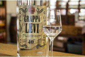 Grappa Levi Ancient Recipe
