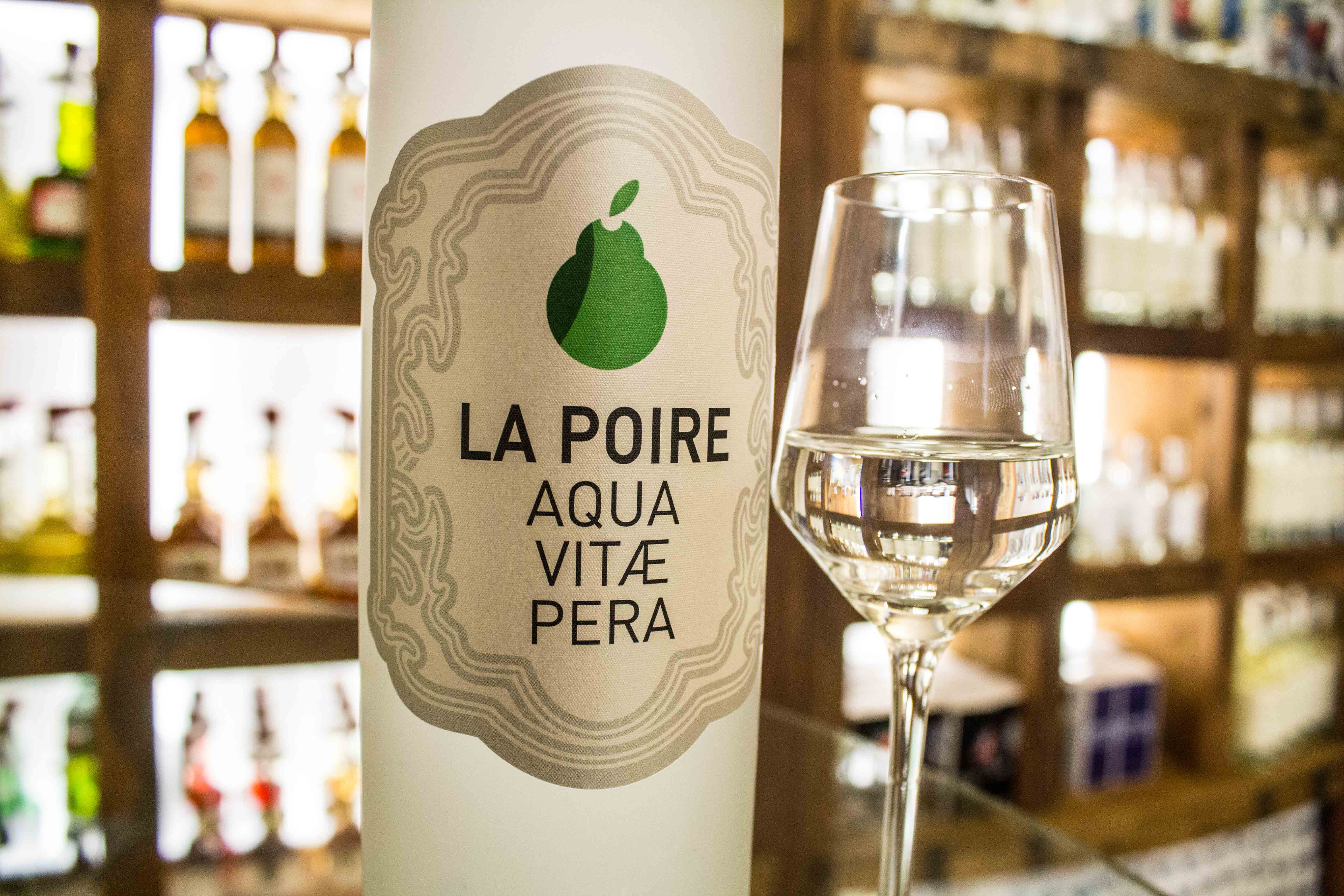 Poire - Pear Brandy