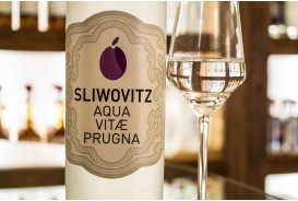 Sliwovitz - Plum Brandy