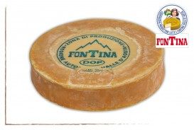Fontina DOP - whole form 8 kg