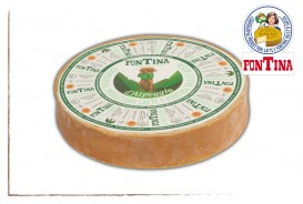 Fontina DOP Pasture - whole form 8 kg