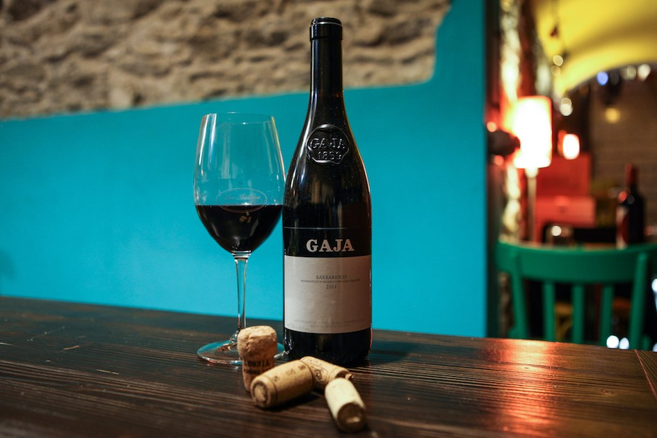 Gaja -Barbaresco 2011