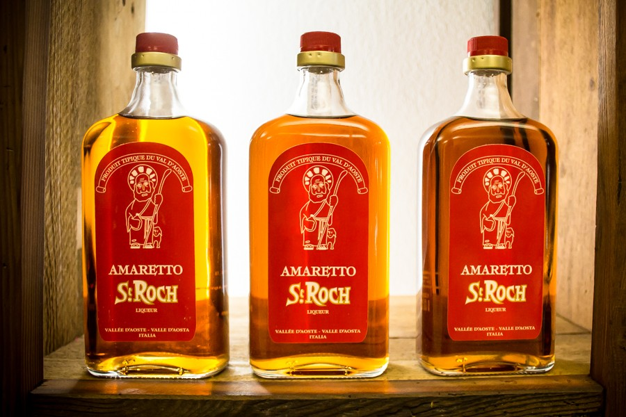 Amaretto Saint-Roch