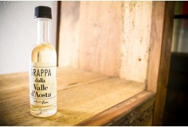 Grappa from Valle d'Aosta - Mignon