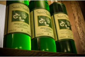 Saint-Maudit - liqueur with essence of absinthe
