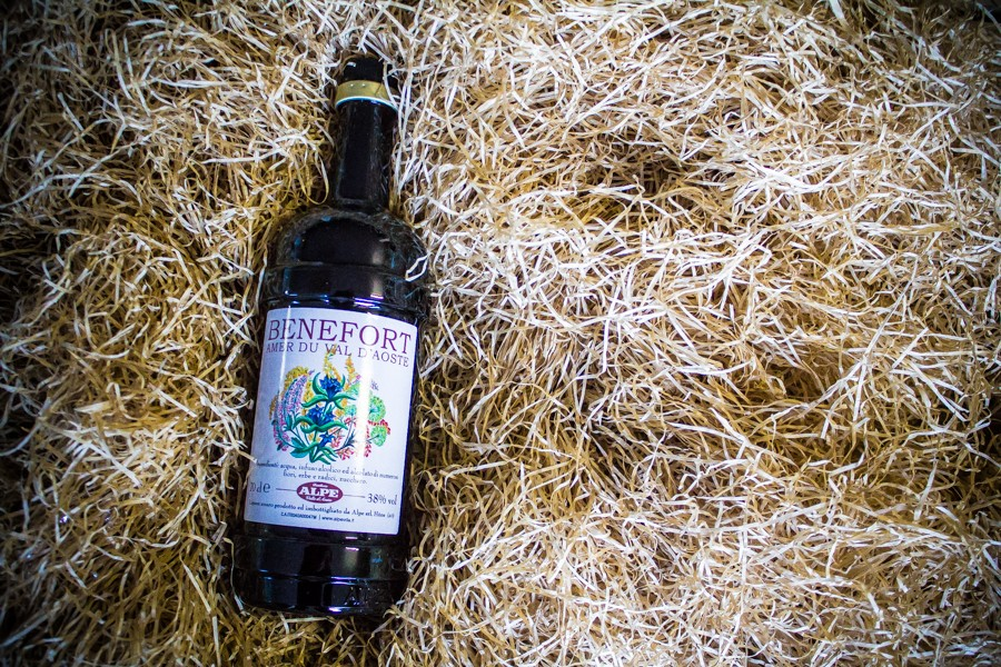 Bénéfort Amaro from Alpine Herbs