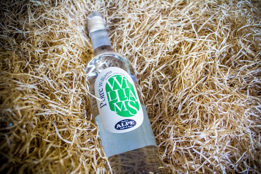 Poire Williams Pear Distilled Spirit Alpe