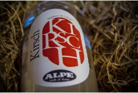 Kirsch Cherry Distilled Spirit Alpe