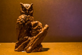 Owl - Sculpture