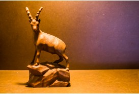 Ibex - Sculpture