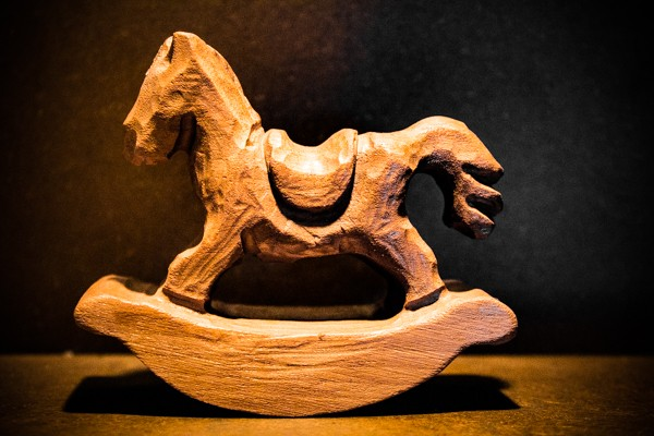 Rocking Horse - Sculpture