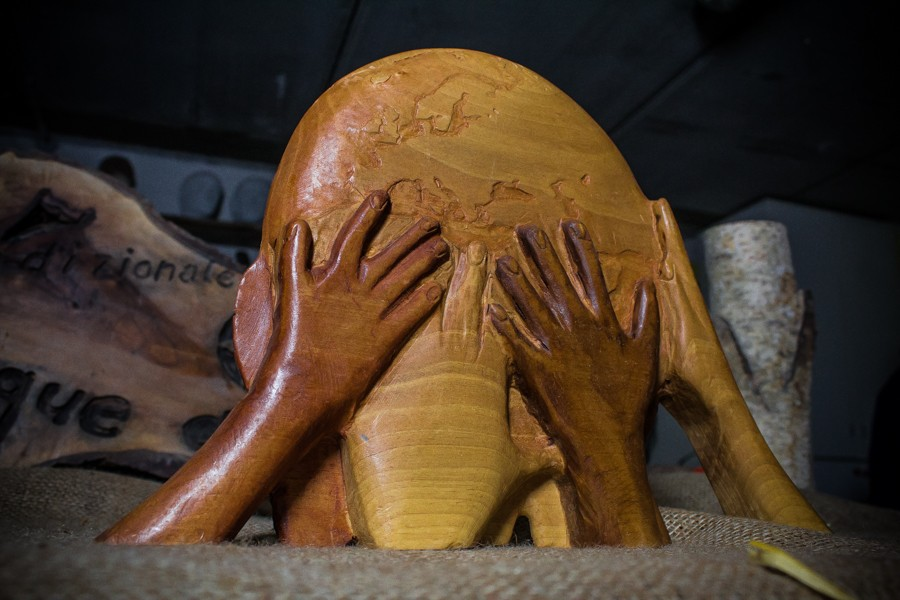 Hands - Sculpture