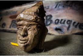 Gnomes without beard - Sculpture