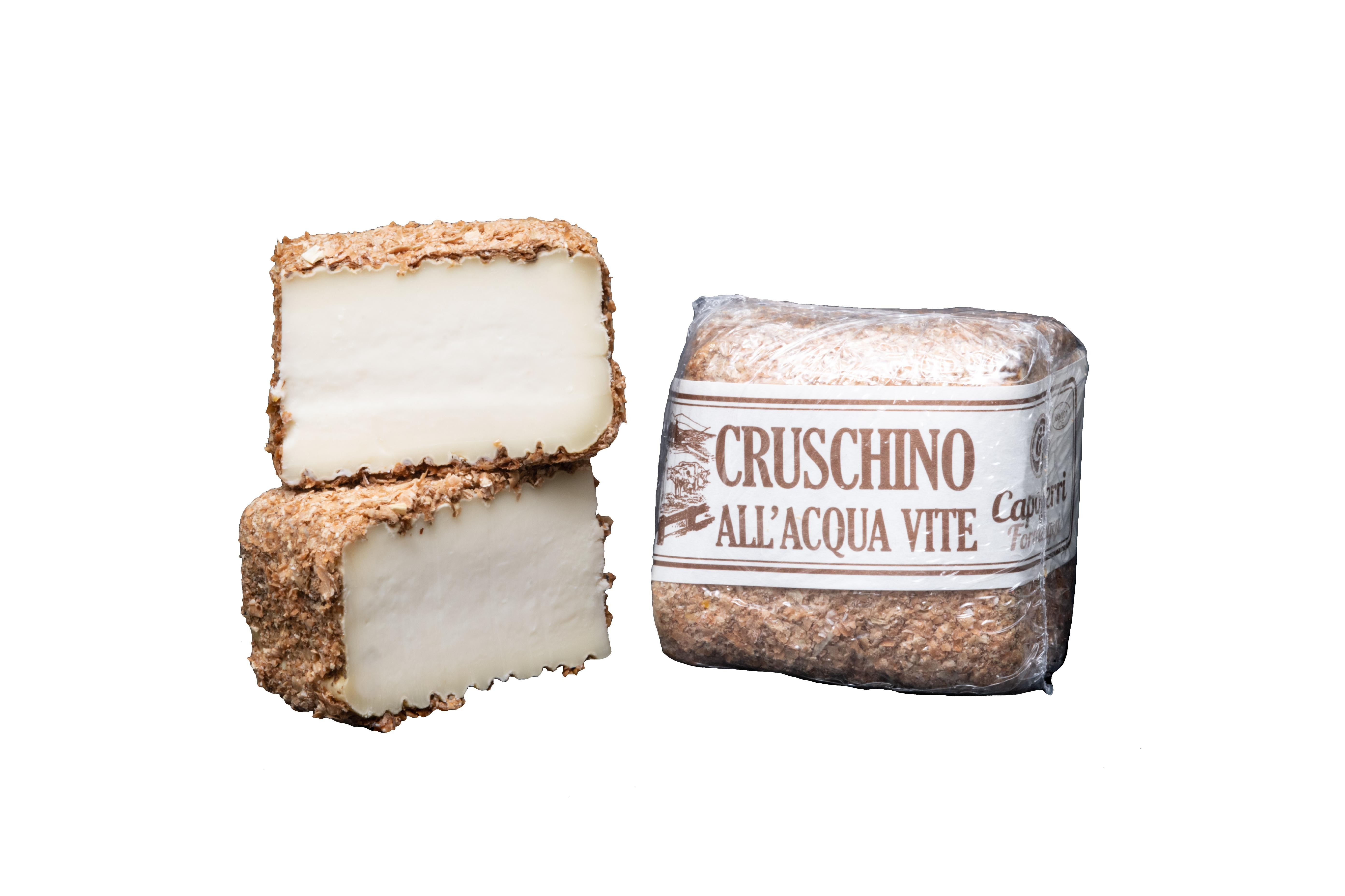 Cruschino all'acquavite 200 gr