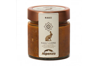 Ragù of Game Hare Alpenzu