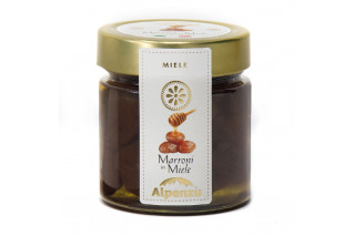 Chestnut in Acacia Honey Alpenzu