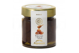 Marroni in Miele d'Acacia Alpenzu