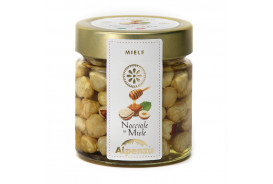 Hazelnuts in Acacia Honey Alpenzu