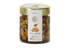 Nuts in Acacia Honey Alpenzu