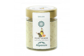 Green Pepper Sauce BIO Alpenzu