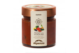 Sauce of the Farmer with Vegetables Alpenzu